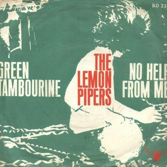 Coverafbeelding The Lemon Pipers - Green Tambourine