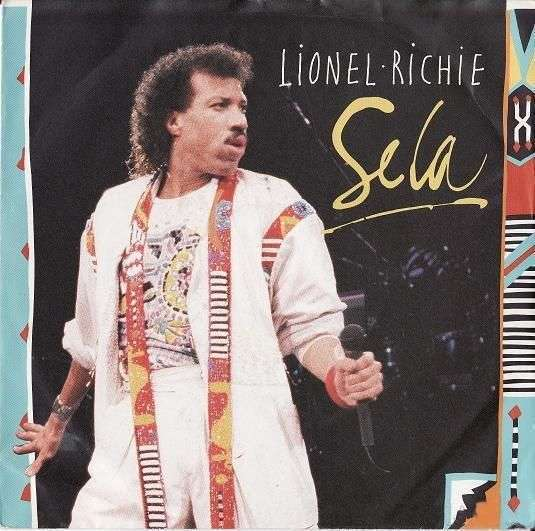 Coverafbeelding Se La - Lionel Richie