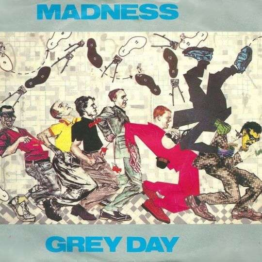 Coverafbeelding Grey Day - Madness