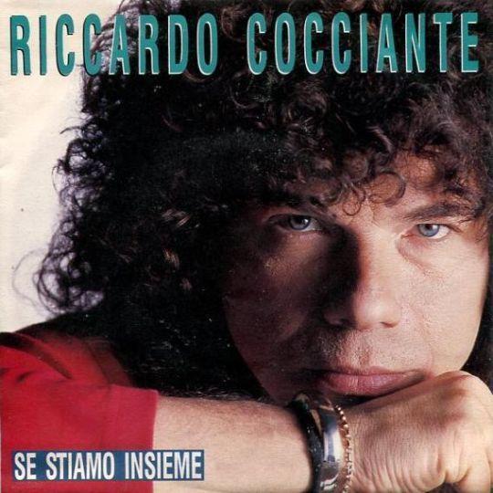 Coverafbeelding Se Stiamo Insieme - Riccardo Cocciante