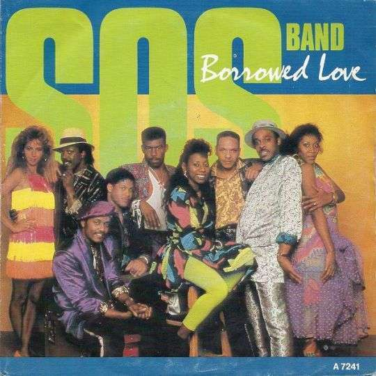 Coverafbeelding Borrowed Love - Sos Band