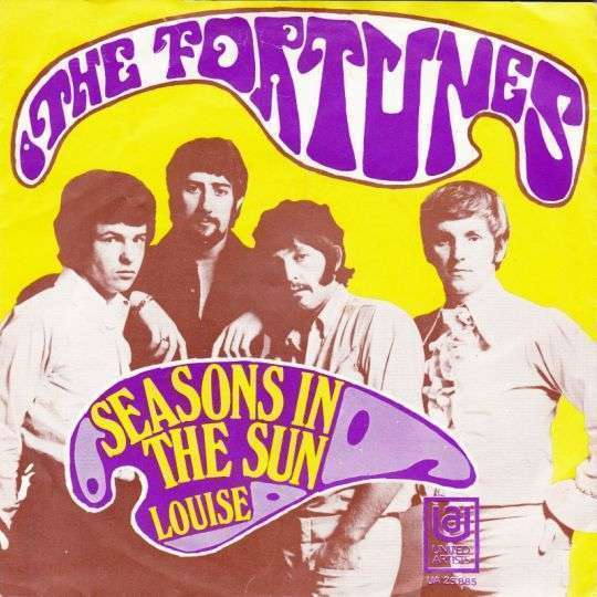 Coverafbeelding Seasons In The Sun - The Fortunes