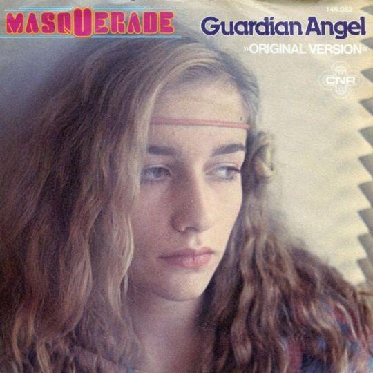 Coverafbeelding Masquerade - Guardian Angel