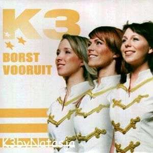 Coverafbeelding Borst Vooruit - K3