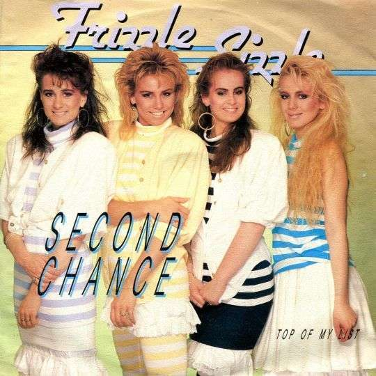 Coverafbeelding Second Chance - Frizzle Sizzle