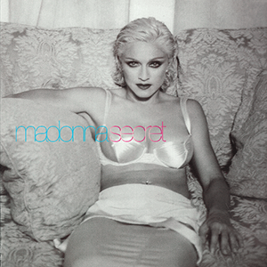 Coverafbeelding Madonna - Secret
