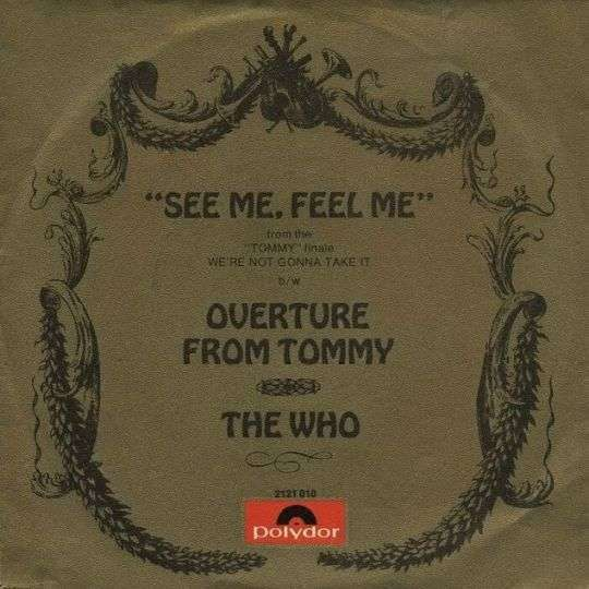 Coverafbeelding See Me, Feel Me - The Who