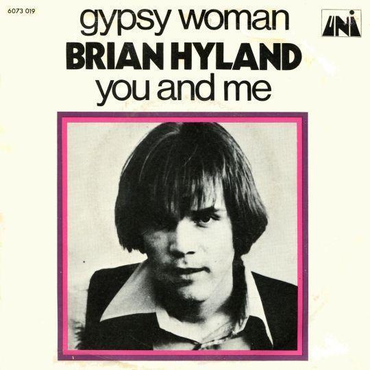 Coverafbeelding Gypsy Woman - Brian Hyland