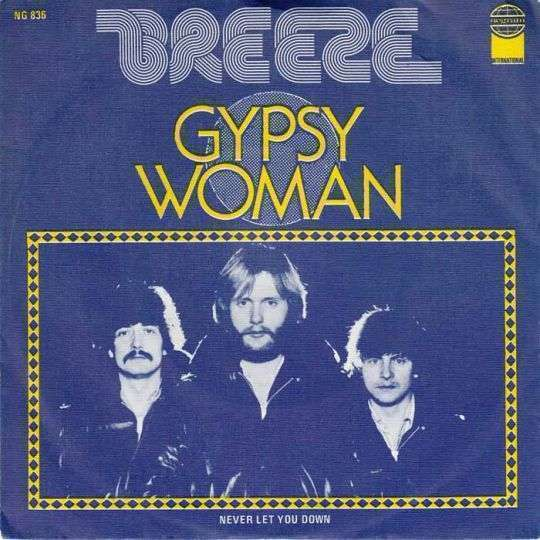 Coverafbeelding Gypsy Woman - Breeze