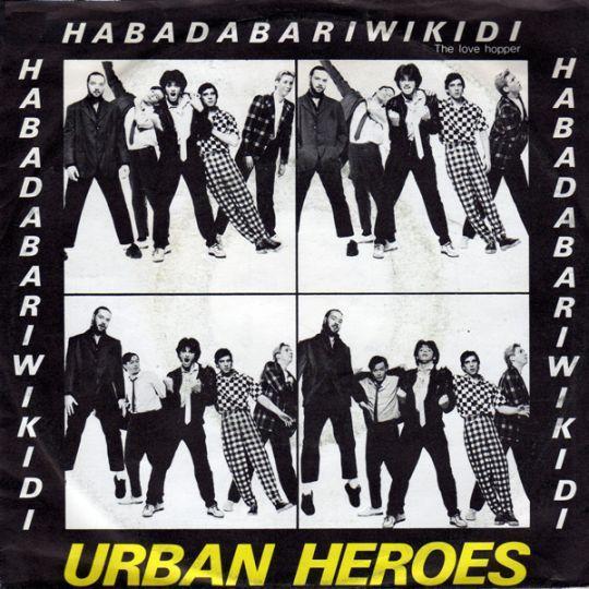 Coverafbeelding Habadabariwikidi - The Love Hopper - Urban Heroes