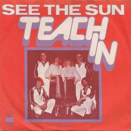 Coverafbeelding See The Sun - Teach In