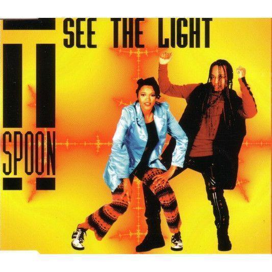 Coverafbeelding See The Light - T-spoon