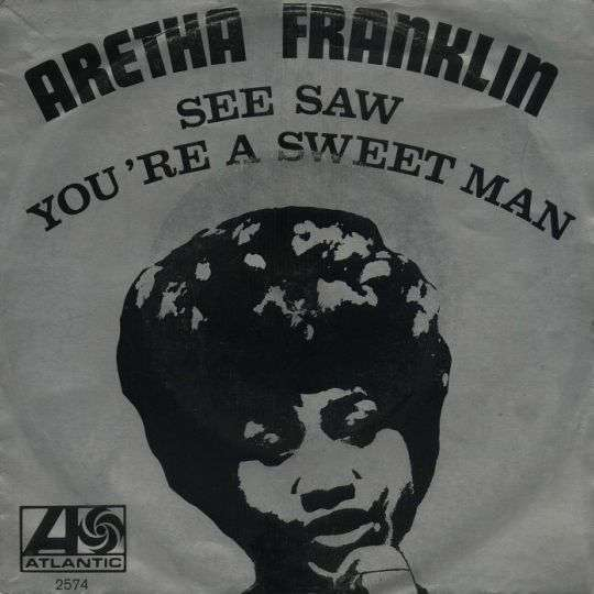 Coverafbeelding See Saw - Aretha Franklin