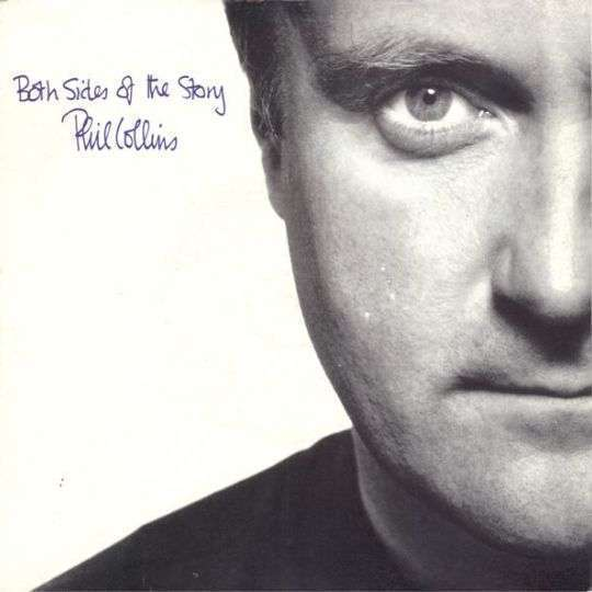 Coverafbeelding Phil Collins - Both Sides Of The Story
