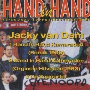 Coverafbeelding Jacky Van Dam - Hand In Hand Kameraden (Remix 1999)