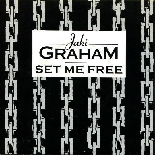 Coverafbeelding Jaki Graham - Set Me Free