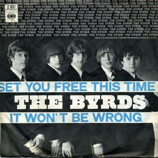 Coverafbeelding Set You Free This Time - The Byrds