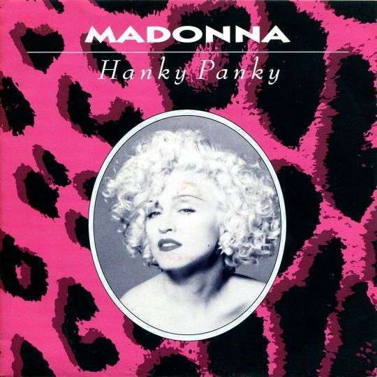 Coverafbeelding Hanky Panky - Madonna