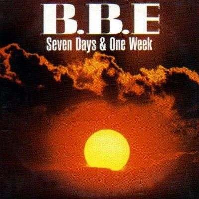 Coverafbeelding B.B.E. - Seven Days & One Week