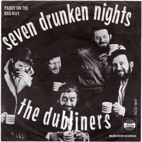 Coverafbeelding The Dubliners - Seven Drunken Nights