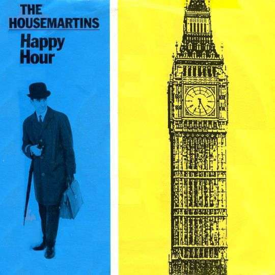 Coverafbeelding The Housemartins - Happy Hour