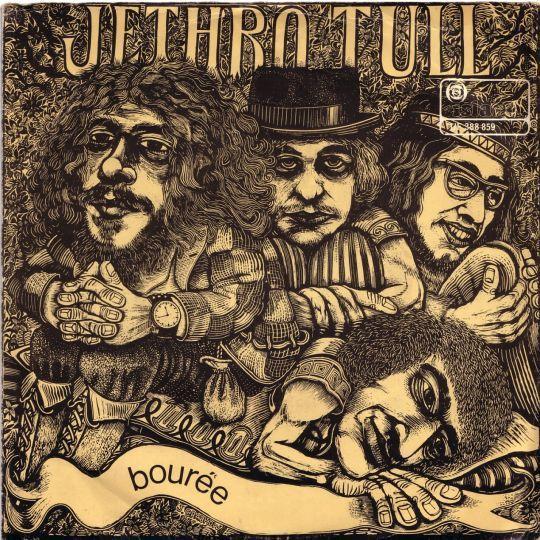 Coverafbeelding Bourée - Jethro Tull