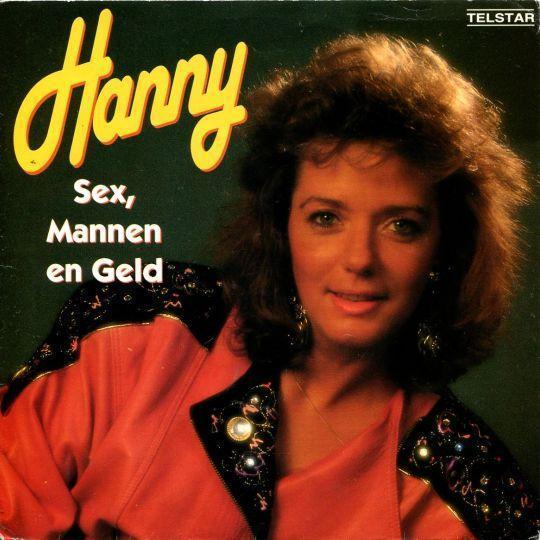 Coverafbeelding Sex, Mannen En Geld - Hanny