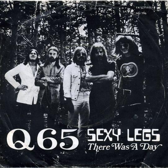 Coverafbeelding Sexy Legs - Q65