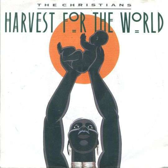 Coverafbeelding Harvest For The World - The Christians