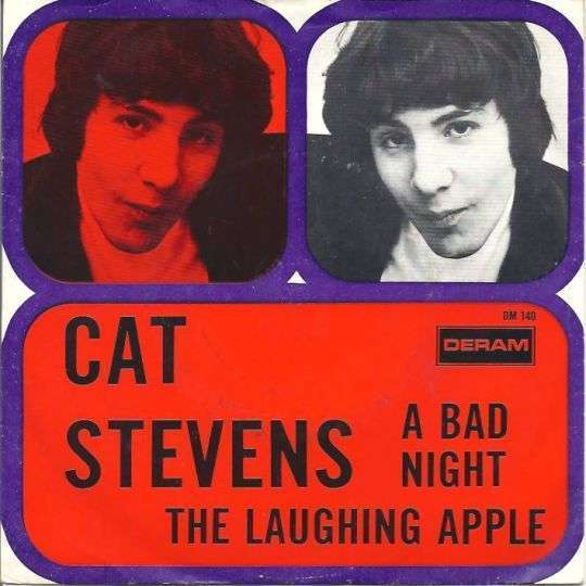 Coverafbeelding A Bad Night - Cat Stevens