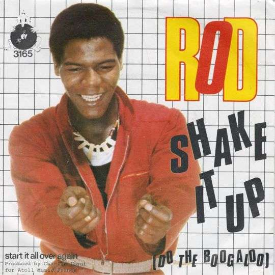 Coverafbeelding Rod - Shake It Up (Do The Boogaloo)