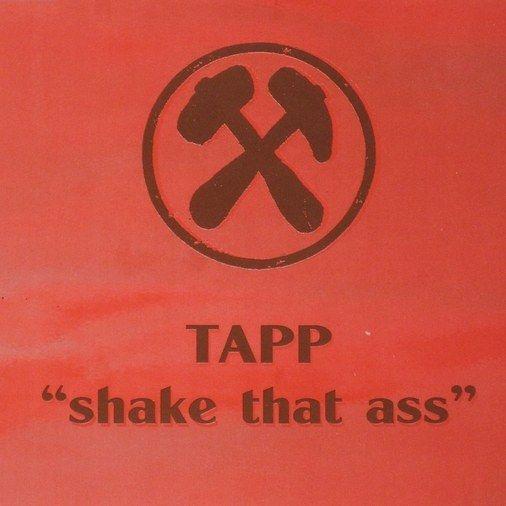 Coverafbeelding Tapp - Shake That Ass