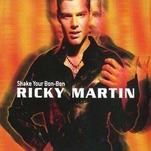 Coverafbeelding Shake Your Bon-bon - Ricky Martin