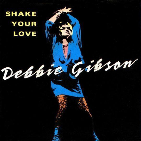 Coverafbeelding Debbie Gibson - Shake Your Love