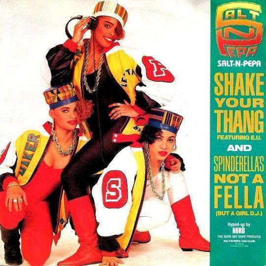 Coverafbeelding Shake Your Thang - Salt-n-pepa Featuring E.u.
