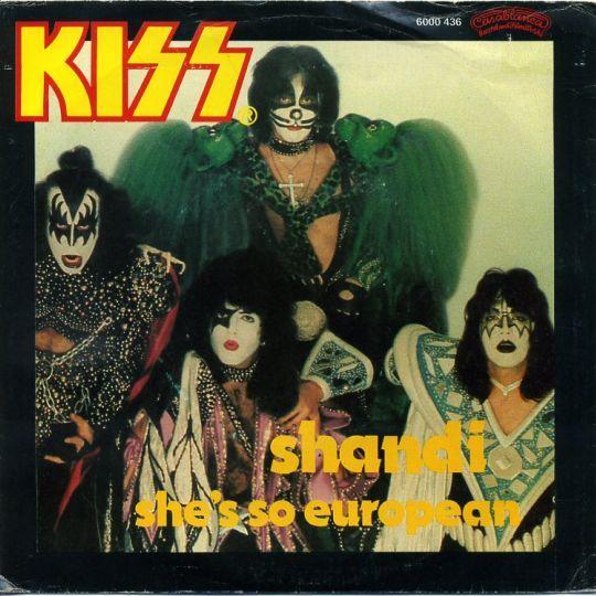 Coverafbeelding Shandi - Kiss