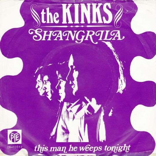 Coverafbeelding Shangrila - The Kinks