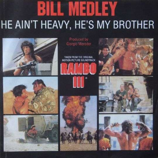 Coverafbeelding He Ain't Heavy, He's My Brother - Bill Medley