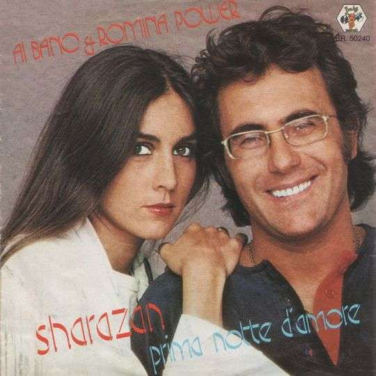 Coverafbeelding Al Bano & Romina Power - Sharazan