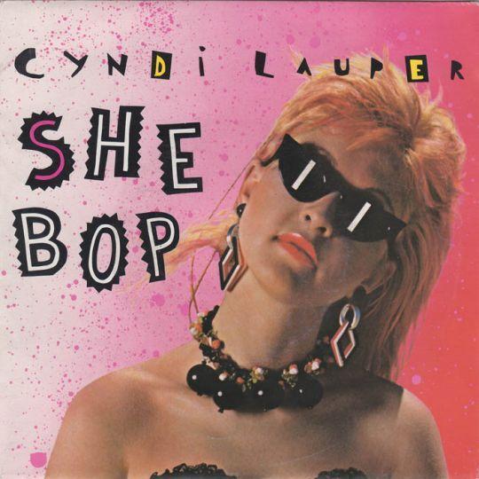 Coverafbeelding She Bop - Cyndi Lauper