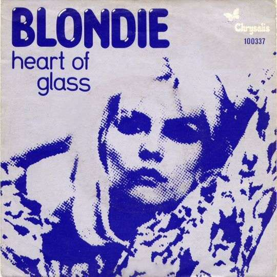 Coverafbeelding Heart Of Glass - Blondie