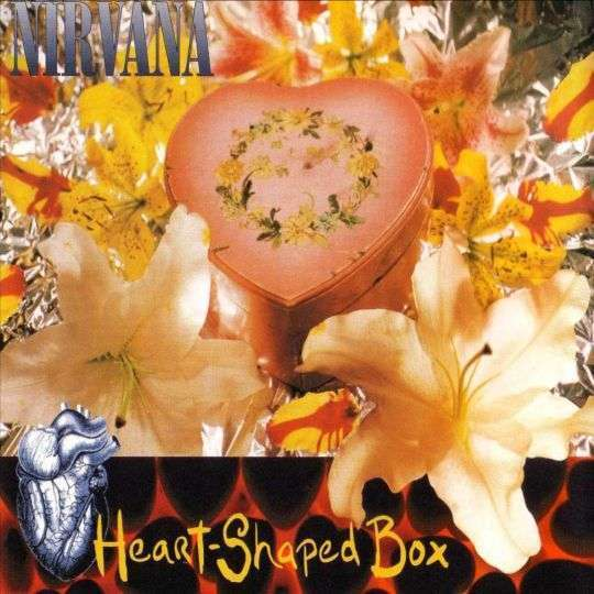 Coverafbeelding Heart-shaped Box - Nirvana ((Usa))