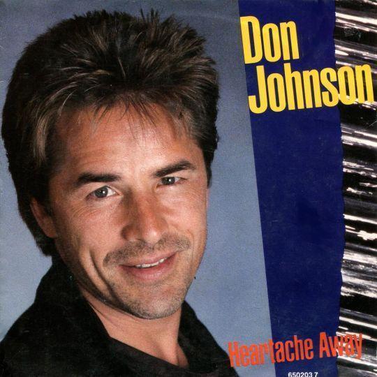 Coverafbeelding Heartache Away - Don Johnson