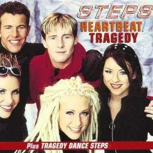 Coverafbeelding Heartbeat/ Tragedy - Steps