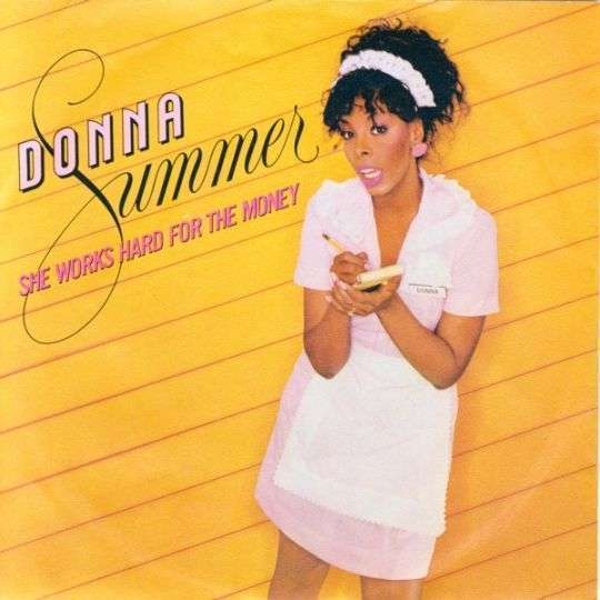 Coverafbeelding Donna Summer - She Works Hard For The Money