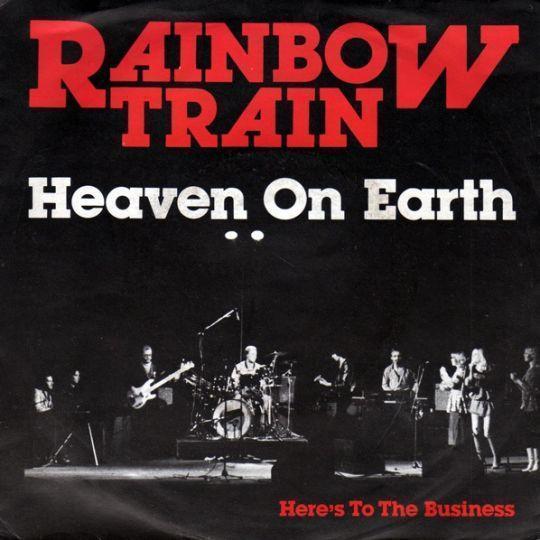 Coverafbeelding Heaven On Earth - Rainbow Train