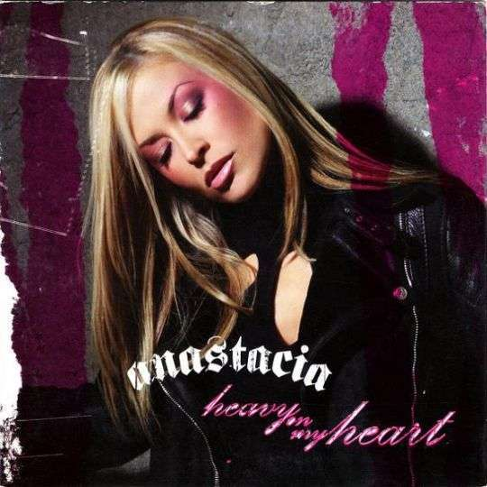 Coverafbeelding Heavy On My Heart - Anastacia