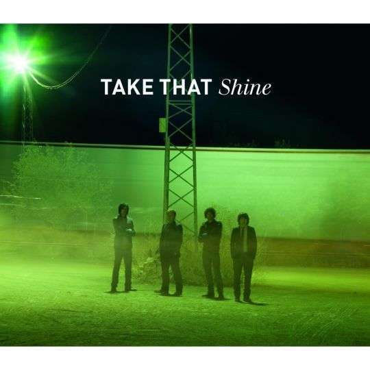 Coverafbeelding Shine - Take That