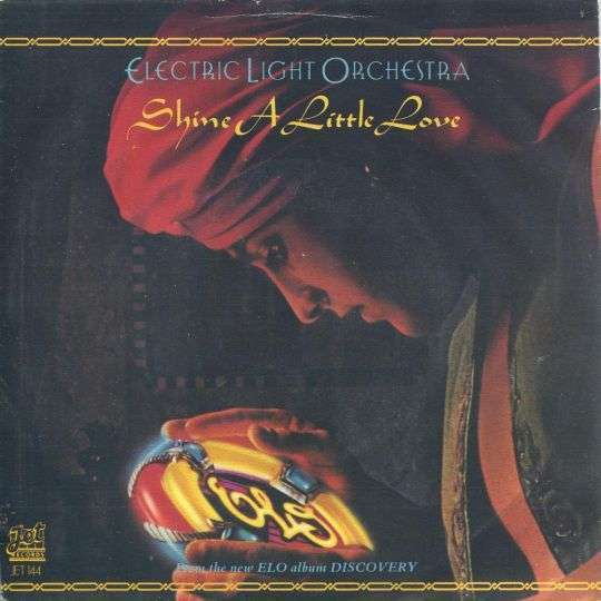 Coverafbeelding Shine A Little Love - Electric Light Orchestra