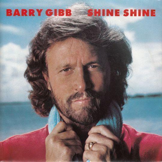 Coverafbeelding Shine Shine - Barry Gibb
